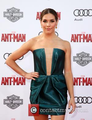 Allison Holker - Walt Disney presents the premiere of 'ANT-MAN' - Arrivals at Hollywood, Disney - Los Angeles, California, United...