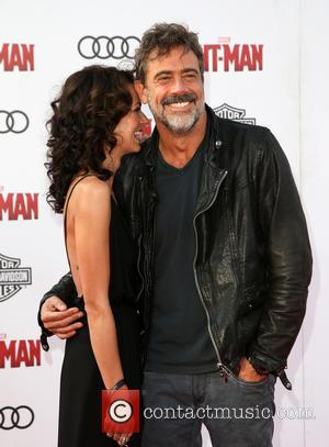 Hilarie Burton and Jeffrey Dean Morgan - Walt Disney presents the premiere of 'ANT-MAN' - Arrivals at Hollywood, Disney -...