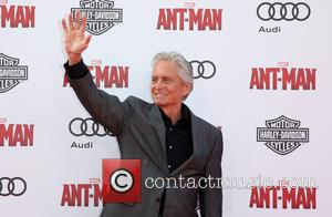 Michael Douglas - Walt Disney presents the premiere of 'ANT-MAN' - Arrivals at Hollywood, Disney - Los Angeles, California, United...