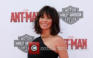 Evangeline Lilly - Walt Disney presents the premiere of 'ANT-MAN' - Arrivals at Hollywood, Disney - Los Angeles, California, United...
