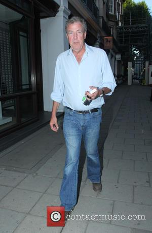 Jeremy Clarkson - Jeremy Clarkson out and about walking in Mayfair - London, United Kingdom - Monday 29th June 2015