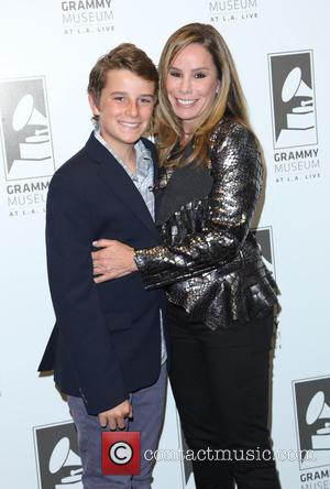 Melissa Rivers and Edgar Cooper