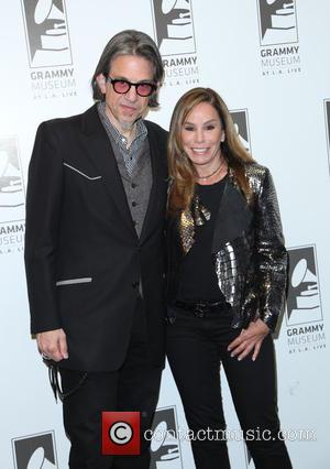 Scott Goldman and Melissa Rivers - A Conversation with Melissa Rivers at The Grammy Museum Los Angeles at Grammy -...