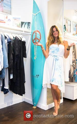 Kelly Bensimon - Kelly Bensimon at Letarte boutique on Madison Avenue at Letarte Madison Avenue - New York City, New...