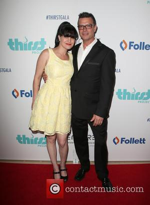 Pauley Perrette and Thomas Arklie - 6th Annual Thirst Gala held at The Beverly Hilton Hotel - Arrivals at The...