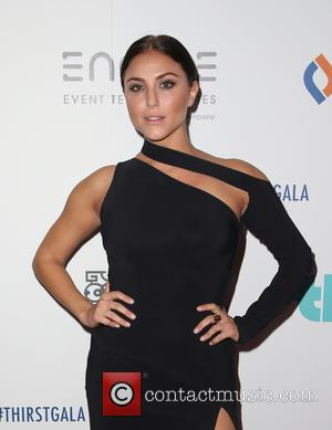 Cassie Scerbo - 6th Annual Thirst Gala held at The Beverly Hilton Hotel - Arrivals at The Beverly Hilton Hotel,...