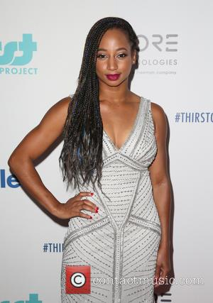 Monique Coleman - 6th Annual Thirst Gala held at The Beverly Hilton Hotel - Arrivals at The Beverly Hilton Hotel,...