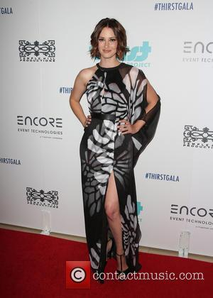 Chyler Leigh - 6th Annual Thirst Gala at The Beverly Hilton Hotel - Arrivals at The Beverly Hilton Hotel, Beverly...