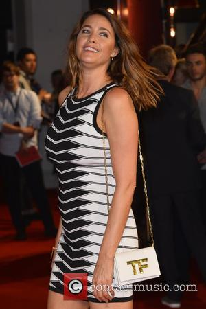 Lisa Snowdon - Celebrities  attends the The London Gala Premiere of