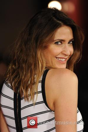 Lisa Snowdon - The London Gala premiere of 'Amy' - Arrivals - London, United Kingdom - Tuesday 30th June 2015