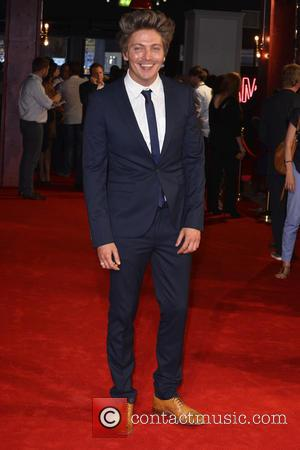 Tyler James - Celebrities  attends the The London Gala Premiere of