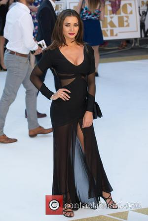 Amy Jackson - The European Premiere of 'Magic Mike XXL' held at the Vue West End - Arrivals at Vue...