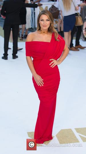 Sam Faiers - The European Premiere of 'Magic Mike XXL' held at the Vue West End - Arrivals at Vue...