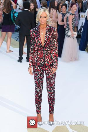 Lady Victoria Hervey - The European Premiere of 'Magic Mike XXL' held at the Vue West End - Arrivals at...