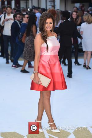 Jessica Wright - 'Magic Mike XXL' premiere held at the Vue West End - Arrivals - London, United Kingdom -...
