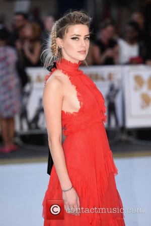 Amber Heard - Magic Mike XXL Premiere held at the Vue West End - Arrivals. - London, United Kingdom -...