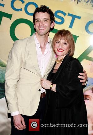 Michael Urie and Patti Lupone