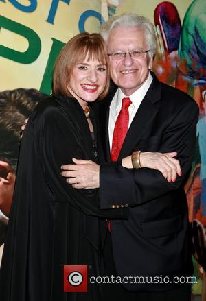 Patti Lupone and Jerry Zaks