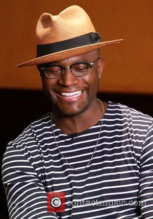 Taye Diggs - Media day for Taye Diggs in 'Hedwig and the Angry Inch' held at The Lamb's Club in...