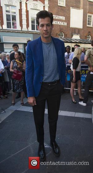 Mark Ronson - 'The Curious Incident of the Dog in the Night-Time' media night and after-party - Arrivals - London,...