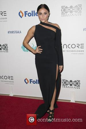 Cassie Scerbo - 6th Annual Thirst Gala at The Beverly Hilton Hotel - Arrivals at The Beverly Hilton Hotel, Beverly...