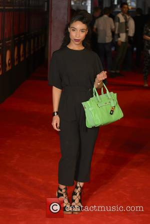 Lianne La Havas - UK premiere of 'Amy' - Arrivals at Piccadilly - London, United Kingdom - Tuesday 30th June...