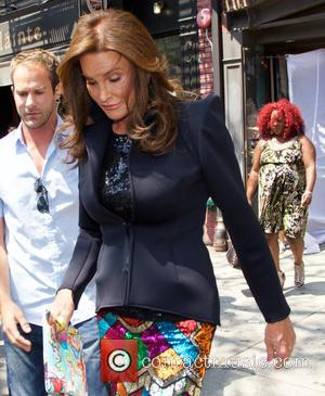 Caitlyn Jenner - Caitlyn Jenner leaves American costume designer Patricia Field's under refurbishment store wearing a brightly colored sequin skirt,...