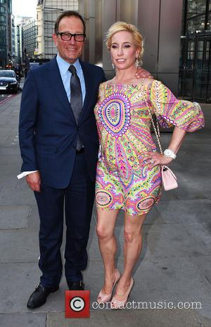 Richard Desmond - Future Dreams Midsummer Night Party at Heron Tower - London, United Kingdom - Tuesday 30th June 2015