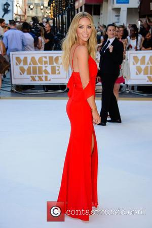 Lauren Pope - Magic Mike XXL European premiere at Vue West End - Arrivals - London, United Kingdom - Tuesday...