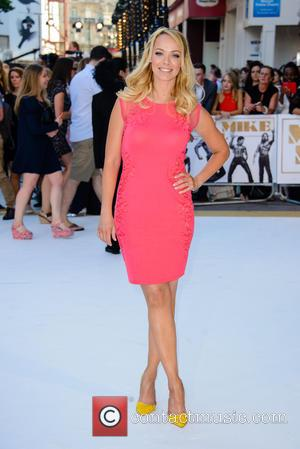 Liz McClarnon - Magic Mike XXL European premiere at Vue West End - Arrivals - London, United Kingdom - Tuesday...