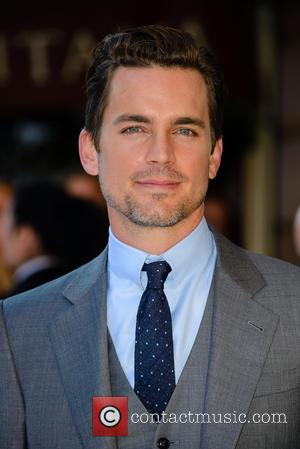 Matt Bomer - Magic Mike XXL European premiere at Vue West End - Arrivals - London, United Kingdom - Tuesday...