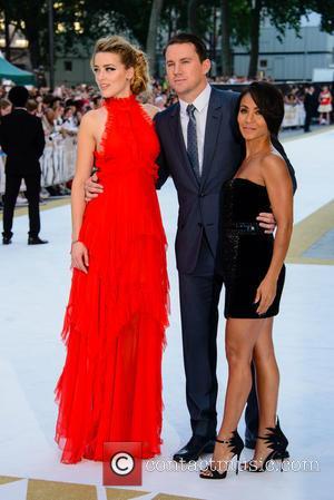 Amber Heard, Channing Tatum and Jada Pinkett Smith