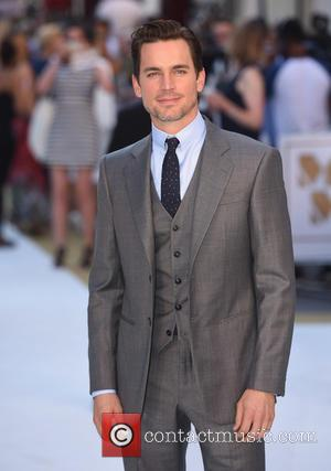 Matt Bomer - 'Magic Mike XXL' London premiere at Vue West End - Arrivals - London, United Kingdom - Tuesday...