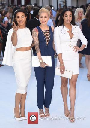 Stooshe - 'Magic Mike XXL' London premiere at Vue West End - Arrivals - London, United Kingdom - Tuesday 30th...