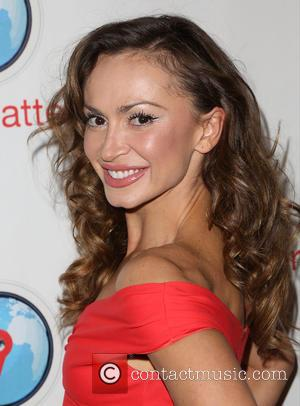 Karina Smirnoff - SpyChatter Launch with DJ Brody Jenner at The Argyle Hollywood - Arrivals at The Argyle Hollywood -...