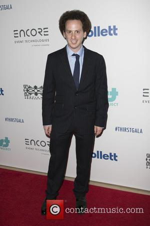 Josh Sussman - 6th Annual Thirst Gala held at The Beverly Hilton Hotel - Arrivals at The Beverly Hilton Hotel,...