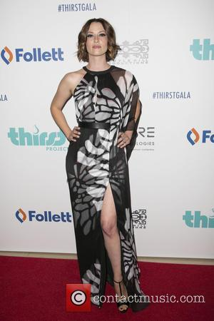 Chyler Leigh - 6th Annual Thirst Gala held at The Beverly Hilton Hotel - Arrivals at The Beverly Hilton Hotel,...