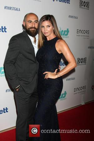 Michael Rossi and Charisma Carpenter - 6th Annual Thirst Gala at The Beverly Hilton Hotel - Arrivals at Beverly Hilton...