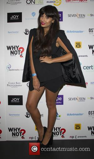 Jameela Jamil - Jameela Jamil launches 'Why Not People' event at the Troxy - London, United Kingdom - Wednesday 1st...