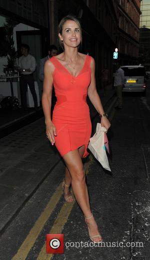 Vogue Williams - LOVO  launch party at The Ice Tank in London - Arrivals - London, United Kingdom -...