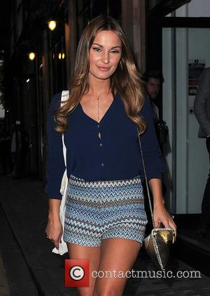 Sam Faiers - LOVO  launch party at The Ice Tank in London - Arrivals - London, United Kingdom -...