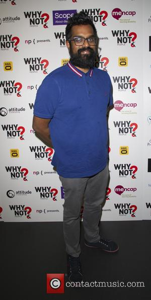 Nathan Ranganathan - Nathan Ranganathan preforms at Why Not People launch at Troxy - London, United Kingdom - Wednesday 1st...