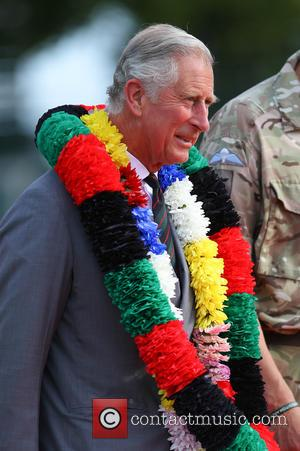 HRH Prince Charles Prince of Wales - HRH Prince Charles attends the Beating of the Retreat Parade for the Gurkha...