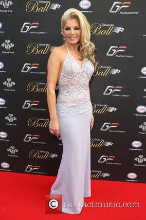 Claire Caudwell - Race Week London Grand Prix Ball in aid of The Princess Trust preceding the British Grand Prix...