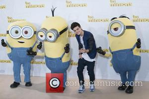 Abraham Mateo - Photocall for 'The Minions ' in the Hesperia Hotel - Madrid, Spain - Wednesday 1st July 2015