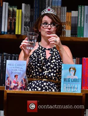Author Meg Cabot - Author Meg Cabot greets fans and signs copies of her book 'Royal Wedding: A Princess Diaries...