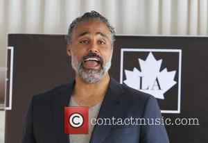 Rick Fox - 1st Annual Golden Maple Awards Presented by (ACISE-LA) at SLS Hotel - Beverly Hills, California, United States...