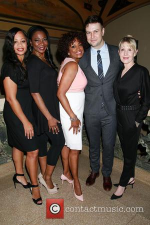 Ramona Keller, Tracy Nicole Chapman, Marva Hicks, Taran Killam and Patricia Wilcox