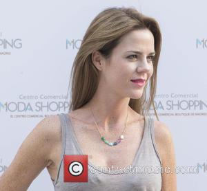 Amelia Bono - Amelia Bono attends the opening of 'Moda Shopping Terraces' in Madrid - Madrid, Spain - Thursday 2nd...