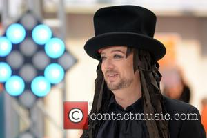 Boy George - Boy George performs on NBC's 'Today' show - Manhattan, New York, United States - Thursday 2nd July...